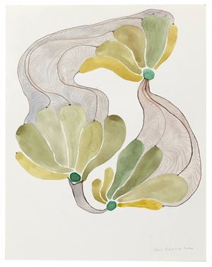 I vinden by Carin Ellberg contemporary artwork