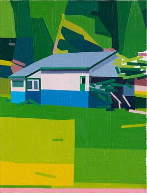 House in America by Guy Yanai contemporary artwork