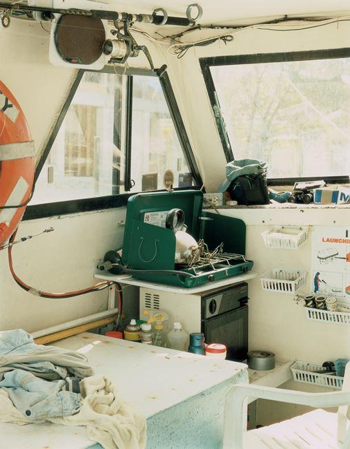 Boat Interior by Roe Ethridge contemporary artwork