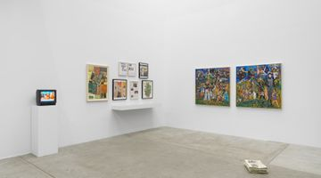 Contemporary art exhibition, Group Exhibition, footnotes and headlines at Andrew Kreps Gallery, 22 Cortlandt Alley, USA