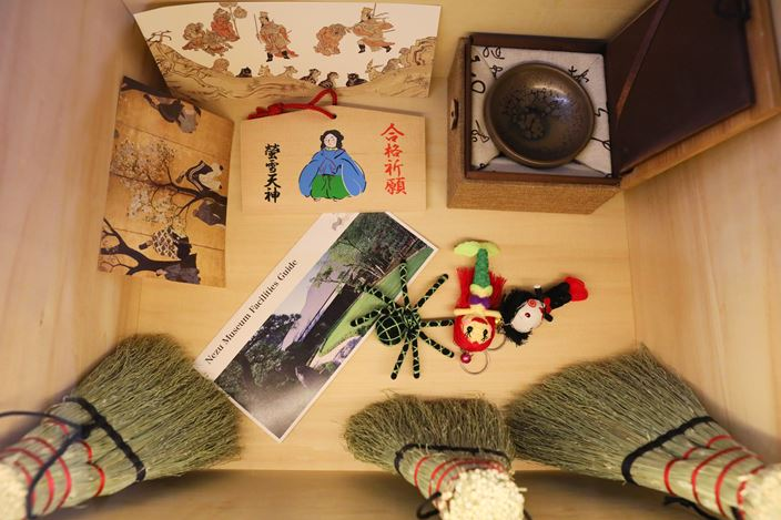 Exhibition view: Lee Mingwei, The Tourist, Perrotin, Tokyo (15 May–26 June 2019). © Lee Mingwei and Perrotin. Courtesy the artist and Perrotin. Photo: Maiko Miyagawa.