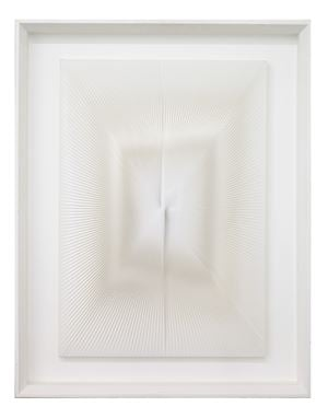 Porta angelica by Alberto Biasi contemporary artwork