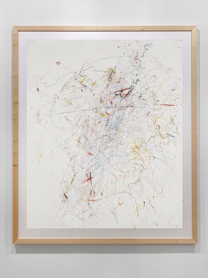 Windgesicht by Rebecca Horn contemporary artwork