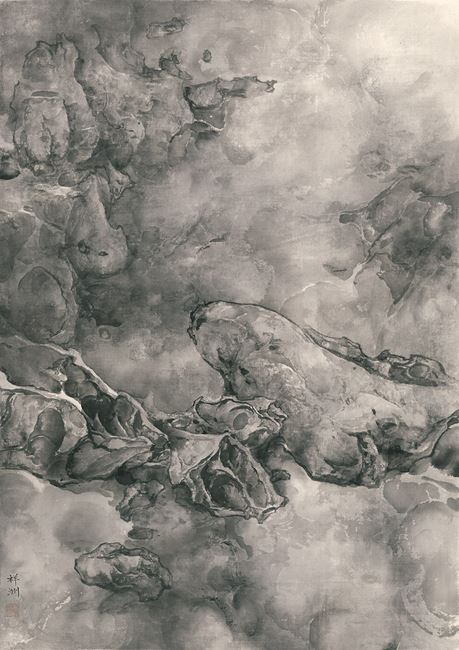 The Existence of Clear Forms by Tai Xiangzhou contemporary artwork