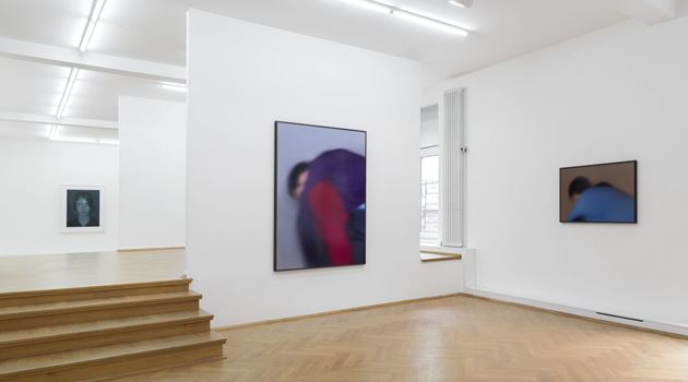Bernhard Knaus Fine Art contemporary art gallery in Frankfurt, Germany