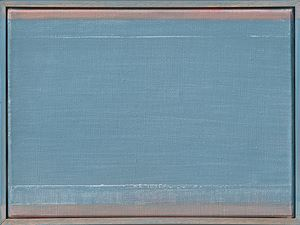 Composition, 1998 by Geneviève Asse contemporary artwork