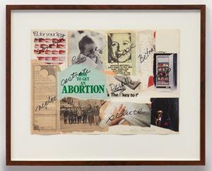 Sexual Warfare by Alexis Hunter contemporary artwork