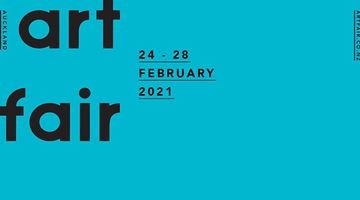 Contemporary art exhibition, Auckland Art Fair 2021 at Two Rooms, Auckland
