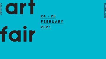 Contemporary art exhibition, Auckland Art Fair 2021 at Jonathan Smart Gallery, Christchurch