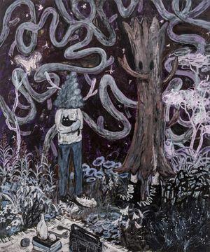 Lost in Thought 67 by Yuichi Hirako contemporary artwork