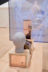 RPM by Dave McKenzie contemporary artwork sculpture, mixed media