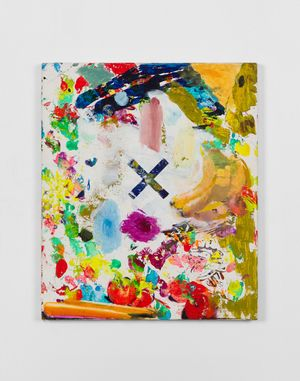 X by Van Hanos contemporary artwork
