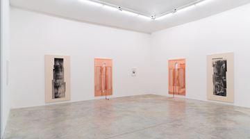 Contemporary art exhibition, Tarik Kiswanson, Vessels at Almine Rech, Rue de Turenne, Paris