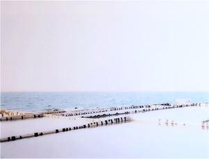 Enfeh IV by Elger Esser contemporary artwork