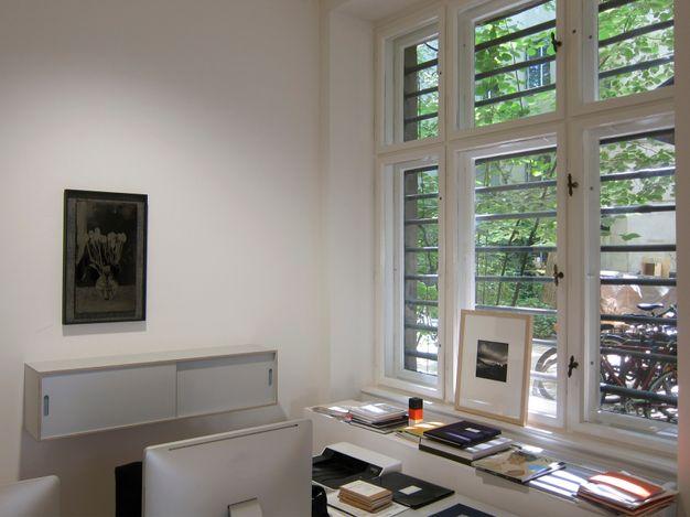 Exhibition view: Steffen Diemer, Haruka ushiro – Far Beyond, Galerie Albrecht, Berlin (28 May–3 July 2021). Courtesy Galerie Albrecht.