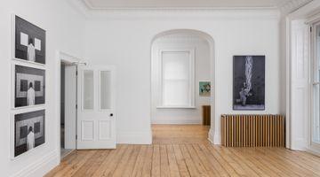 Contemporary art exhibition, Robin Rhode, The Backyard is My World at Lehmann Maupin, London