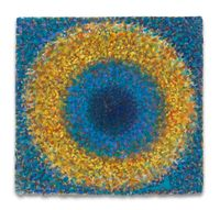 Center into the Heart by Richard Pousette-Dart contemporary artwork works on paper