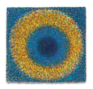 Center into the Heart by Richard Pousette-Dart contemporary artwork