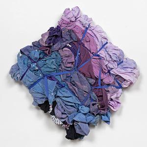 Blue Hue by Shinique Smith contemporary artwork