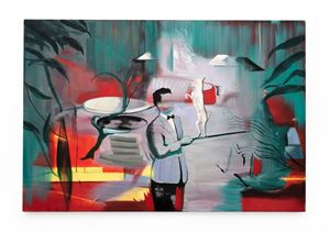 Corpse Reviver by Kate Gottgens contemporary artwork