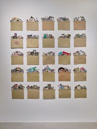 Bad document by Tong Kunniao contemporary artwork sculpture