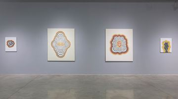 Contemporary art exhibition, Kim Tschang-Yeul, New York to Paris at Tina Kim Gallery, New York