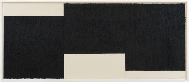 To be titled by Richard Serra contemporary artwork