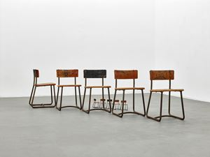 Practical Opacity by He Xiangyu contemporary artwork