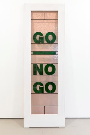 Go No Go by Mary-Louise Browne contemporary artwork