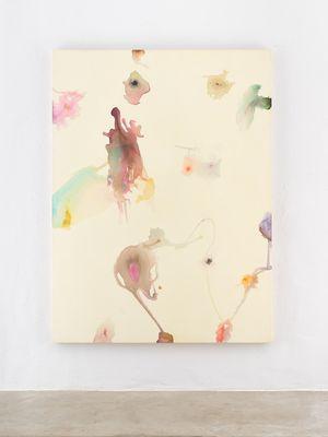 Partícula Oceánica V by Bernd Koberling contemporary artwork