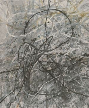 Untitled No. 92-2 by Feng Lianghong contemporary artwork painting
