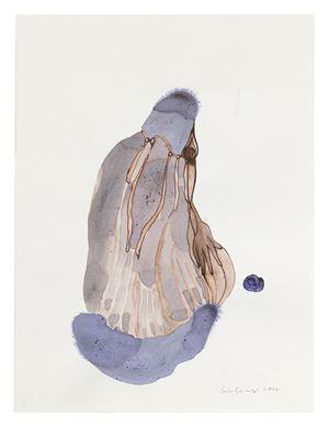 På väg III by Carin Ellberg contemporary artwork