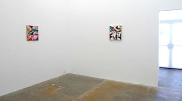 Contemporary art exhibition, Imogen Taylor, New Paintings at Michael Lett, Auckland