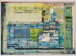 Landscape 137 by Chen Chien-Jung contemporary artwork