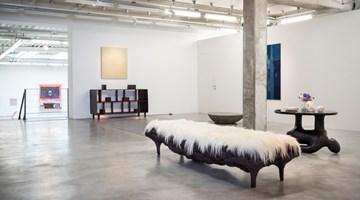 Contemporary art exhibition, Group exhibition, Dans un intérieur - Meubles, oeuvres murales & textiles d'artistes at Almine Rech, Brussels