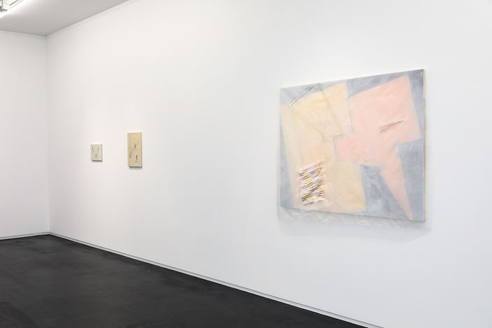 Exhibition view: Kei Takemura, Madeleine. V, Olympic, and my Garden, Taka Ishii Gallery, Tokyo (19 October–22 November 2019). Courtesy Taka Ishii Gallery.