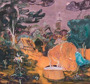 Hot Bath by Pierre Knop contemporary artwork