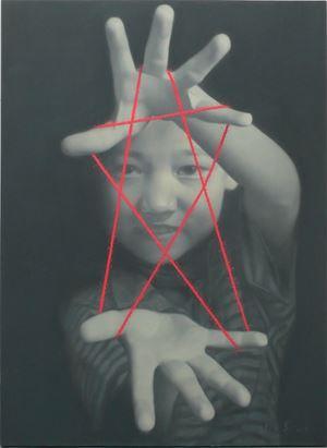 Memories of China No.16 by Zhu Yiyong contemporary artwork