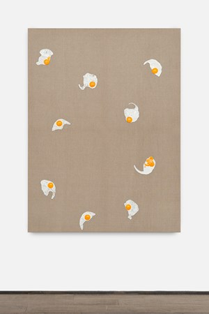 Untitled (eggs 14) by David Adamo contemporary artwork
