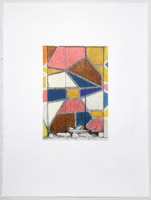 Shoegazer (Rockaway) by Andrew Browne contemporary artwork