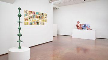 Contemporary art exhibition, Group Exhibition, Forêt at Arario Gallery, Seoul, South Korea