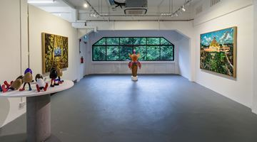 Contemporary art exhibition, Lugas Syllabus, WE DANCE TOGETHER at Chan + Hori Contemporary, Singapore