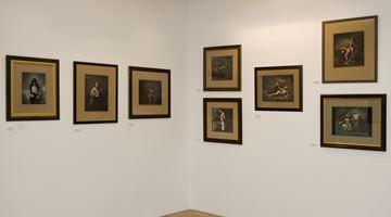 Contemporary art exhibition, Jan Saudek, The Divine Comedy at Galerija Fotografija, Ljubljana