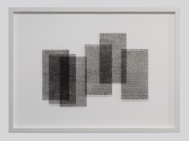 Grammar Lessons 4 by Nicène Kossentini contemporary artwork