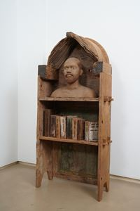 I resist, therefore I exist by Benitha Perciyal contemporary artwork sculpture