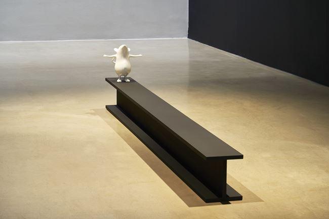 Pou Sto (detail) by Seung Yul Oh contemporary artwork