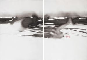Untitled (170) by T'ang Haywen contemporary artwork