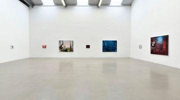 Contemporary art exhibition, Melora Kuhn, Tales from the Dark at Galerie Eigen + Art, Leipzig