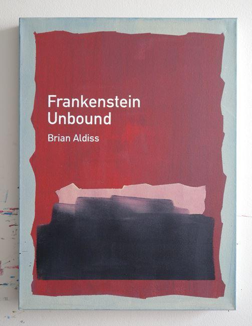 Frankenstein Unbound / Brian Aldiss by Heman Chong contemporary artwork