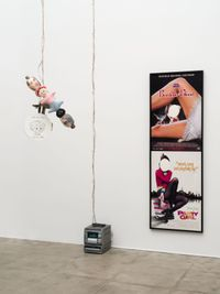 Party Girl by Mike Kelley contemporary artwork sculpture